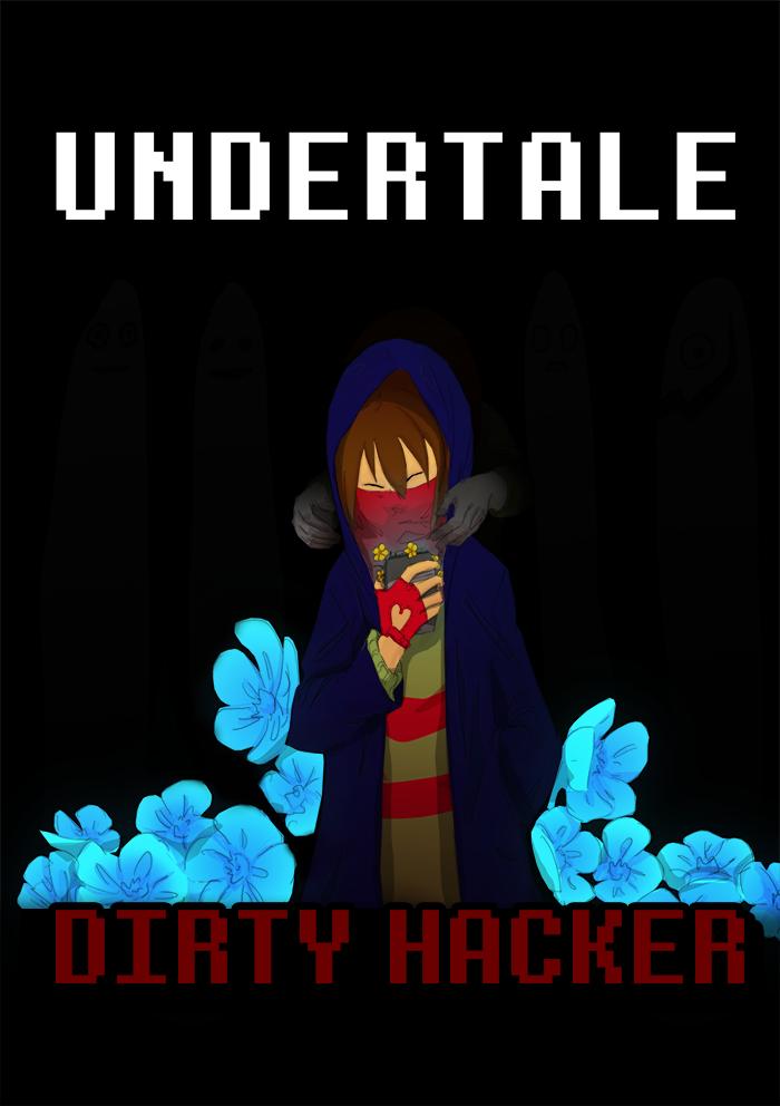 1 выпуск комикс Undertale  Dirty Hacker читать онлайн на