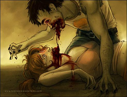 зомби апокалипсис порно комиксы № 23854 загрузить