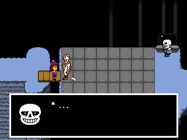 Комикс Undertale. Inverted Fate: выпуск №2307