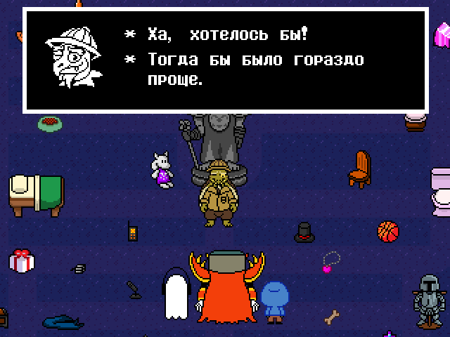 Комикс Undertale. Inverted Fate: выпуск №6810