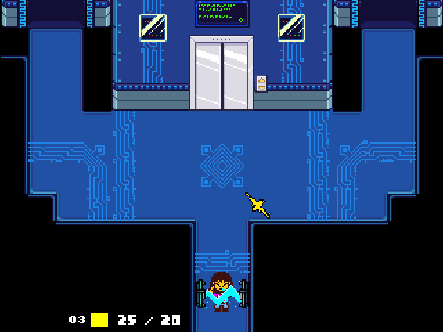 Комикс Undertale. Inverted Fate: выпуск №10932