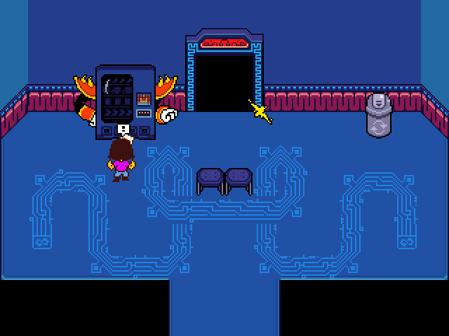 Комикс Undertale. Inverted Fate: выпуск №12457