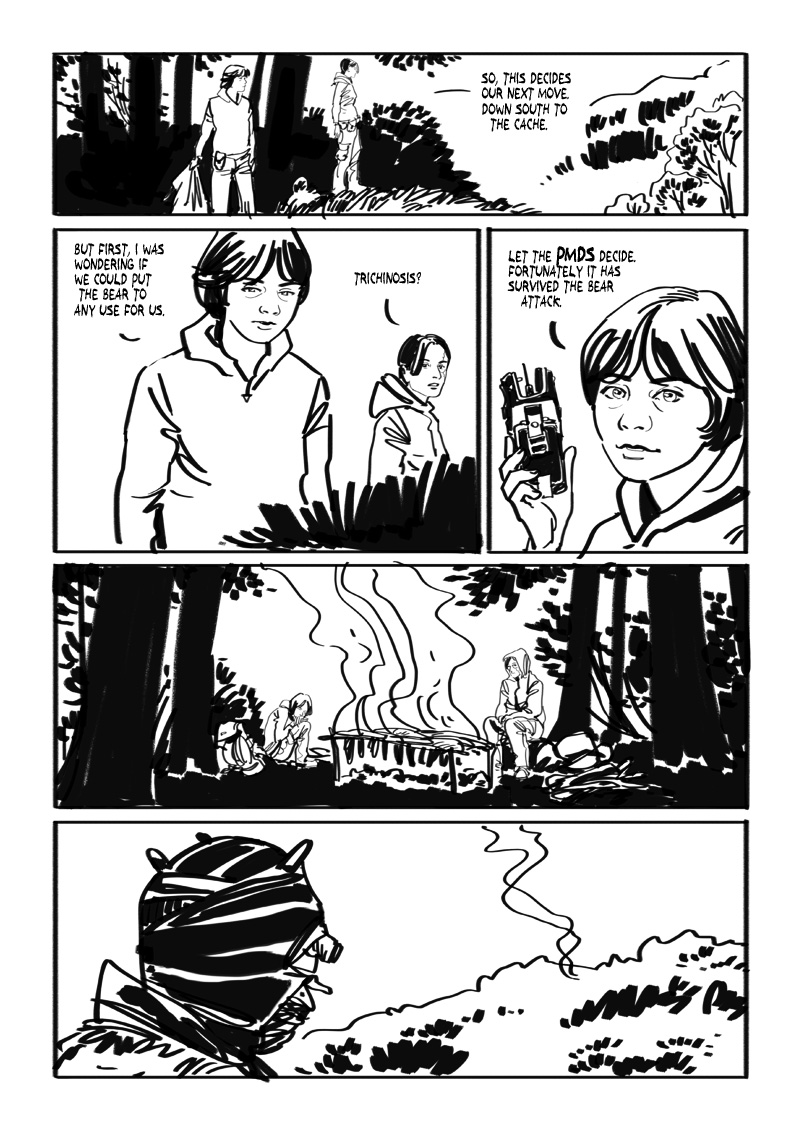 """Алиса"", Том 1, Глава 2, стр. 13 комикс Алиса читать"