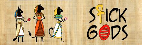 Комикс Stick-Gods на портале Авторский Комикс
