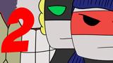 Комикс Лебидак и Супер Нуар: С небес на землю на портале Авторский Комикс