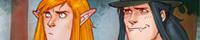 Комикс Т.А.Й.Н.А.: Агентство по защите прав нелюдей на портале Авторский Комикс