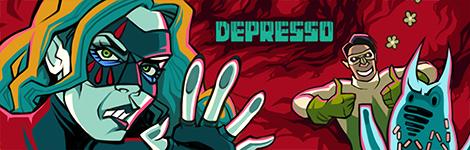 Комикс Depresso на портале Авторский Комикс