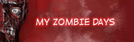 Комикс My Zombie Days на портале Авторский Комикс