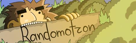 Комикс Randomotron на портале Авторский Комикс