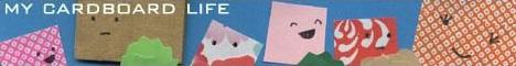 Комикс Моя картонная жизнь [My Cardboard Life] на портале Авторский Комикс