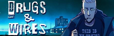 Комикс Drugs & Wires на портале Авторский Комикс