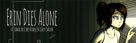 Комикс Эрин умирает в одиночестве [Erin Dies Alone] на портале Авторский Комикс