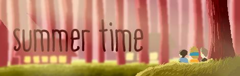 Комикс Summer time (Летняя пора) на портале Авторский Комикс
