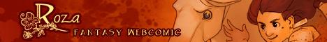Комикс Roza : The cursed mage на портале Авторский Комикс