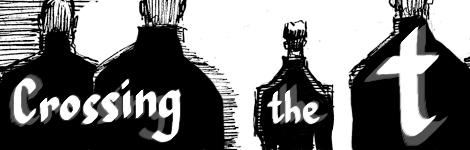 Комикс Crossing the «T» на портале Авторский Комикс