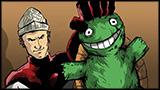 Комикс Миньон на портале Авторский Комикс