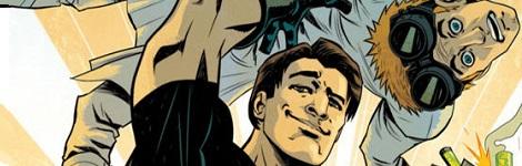 Комикс Доктор Ужас (превью) на портале Авторский Комикс