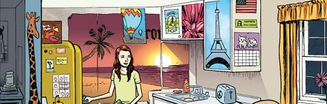 Комикс Пенни: Выше нос на портале Авторский Комикс