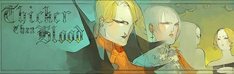 Комикс Thicker Than Blood на портале Авторский Комикс