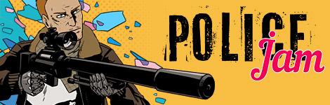 Комикс Police Jam на портале Авторский Комикс