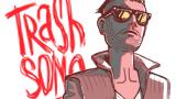 Комикс Trash Song на портале Авторский Комикс