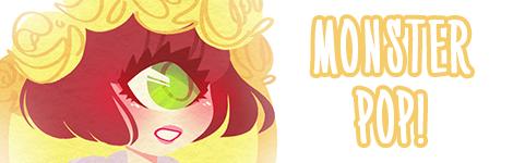 Комикс Monster Pop! на портале Авторский Комикс