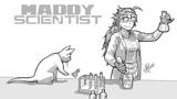 Комикс Maddy Scientist на портале Авторский Комикс
