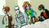 Комикс Ноосфера на портале Авторский Комикс