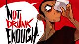 Комикс Not drunk enough (Недостаточно пьян) на портале Авторский Комикс
