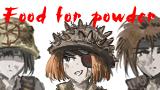 Комикс Food for powder на портале Авторский Комикс