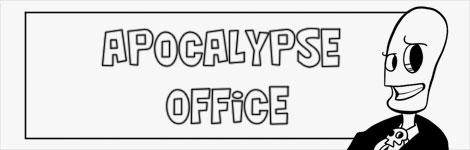 Комикс Офис апокалипсиса на портале Авторский Комикс