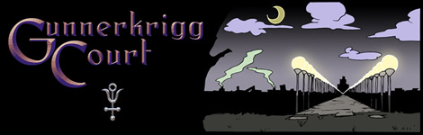 Комикс Двор Ганнеркригг [Gunnerkrigg Court] на портале Авторский Комикс