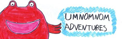 Комикс Umnomnom Adventures на портале Авторский Комикс