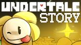 Комикс Undertale Story на портале Авторский Комикс