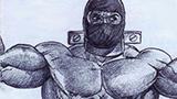 Комикс Ниндзя: Новогодний инцидент на портале Авторский Комикс