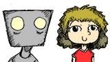 Комикс Крутой робот Страшного Фреда на портале Авторский Комикс
