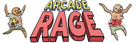 Комикс Аркадная Ярость [Arcade Rage] на портале Авторский Комикс