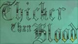 Комикс Thicker Than Blood | Альтернативный перевод на портале Авторский Комикс
