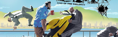 Комикс Феникс - Грехи Детей на портале Авторский Комикс