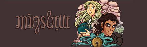 Комикс Миас и Элль [Mias and Elle] на портале Авторский Комикс
