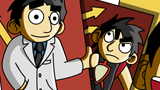 Комикс Человек-Предел: стрипы на портале Авторский Комикс