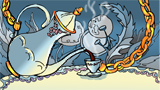 Комикс Дом Золотой Цепи на портале Авторский Комикс