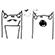 Комикс Кот и кот [Cat and Cat] на портале Авторский Комикс