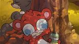 Комикс Медвежья болезнь [Bear Nuts] на портале Авторский Комикс
