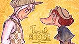 Комикс Цветок и Нос [The Flower and the Nose] на портале Авторский Комикс