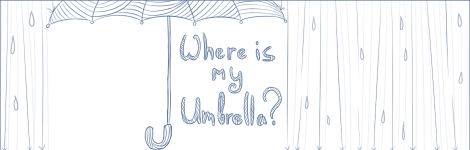 Комикс Where is My Umbrella? на портале Авторский Комикс