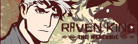Комикс Король Воронов [RAVEN KING] на портале Авторский Комикс