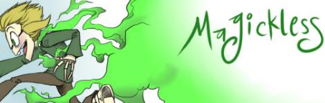 Комикс Без магии (Magickless) на портале Авторский Комикс