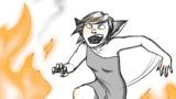 Комикс Дух пламени на портале Авторский Комикс