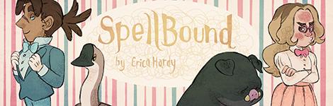 Комикс Зачарованность [Spellbound] на портале Авторский Комикс